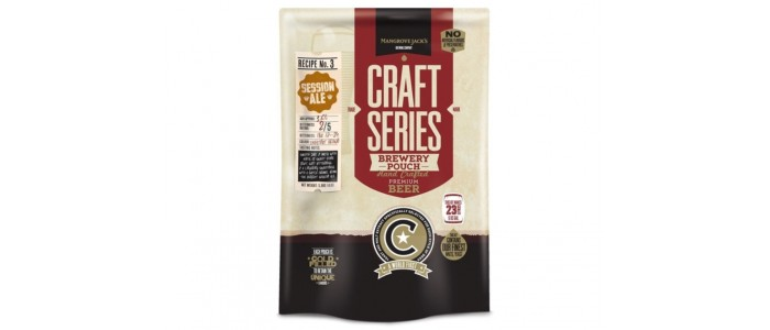 Mangrove Jack's - Session Ale pouch