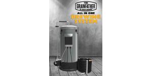 Grainfather Connect kompaktbryggeri (30 liter) *Ny versjon med Bluetooth*